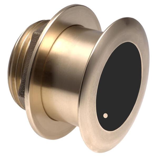 Simrad B175H-W Bronze 20° Tilted Element Thru-Hull Transducer