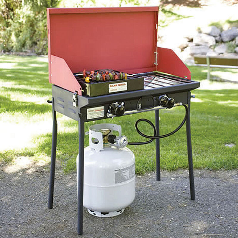 Camp Chef Weekender Two-Burner Tabletop Stove image number 1