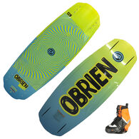 O'Brien Hooky Wakeboard With Nomad Bindings
