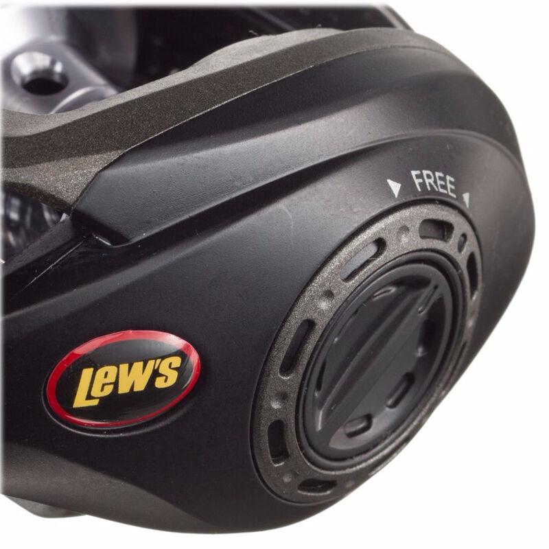Lew's Speed Spool LFS Series Baitcast Reel image number 6