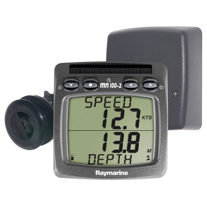 Raymarine Wireless Speed & Depth System with Triducer image number 1