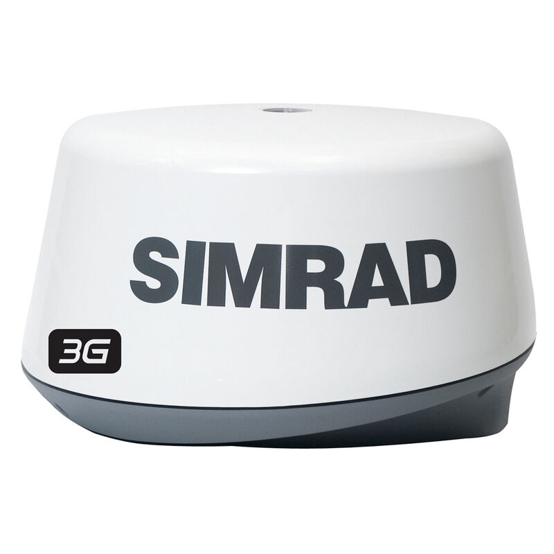 Simrad 3G Broadband Radar Dome For NSE, NSO, & NSS Series image number 1
