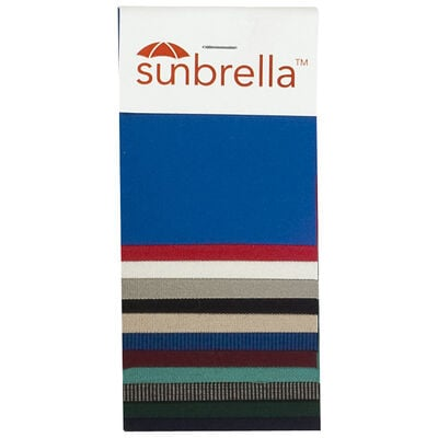 FREE Covermate Sunbrella Sample Card