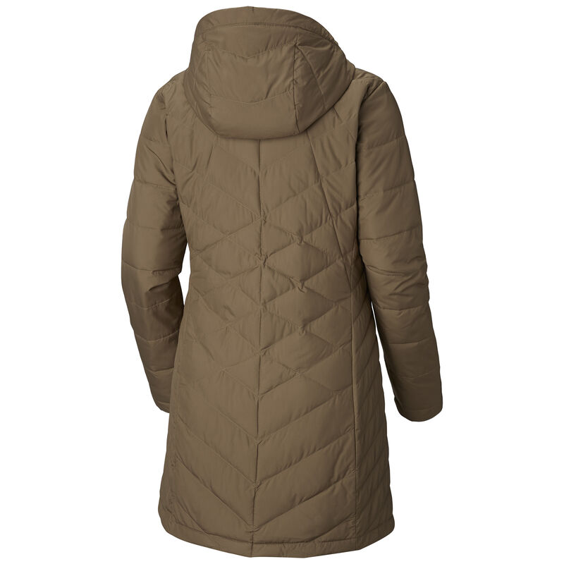 Columbia Women's Heavenly Long Hooded Jacket image number 13