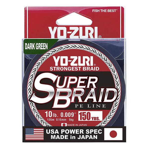 Yo-Zuri Super Braid Fishing Line