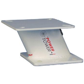 """Scanstrut 5"""" Aluminum PowerTower - Furuno/Koden/Lorenz/Simrad/more Radomes"""