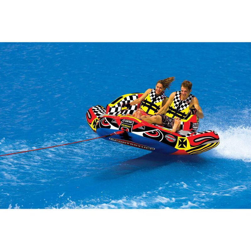 SportsStuff Chariot Warbird 2-Person Towable Tube image number 2
