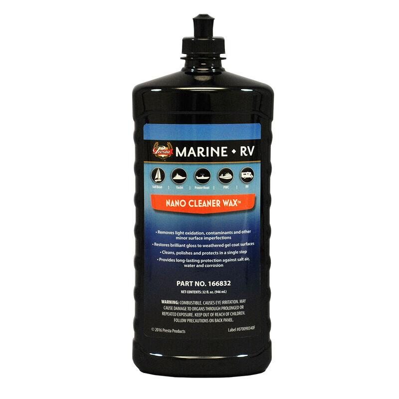 Marine Nano Cleaner Wax - 32oz image number 1