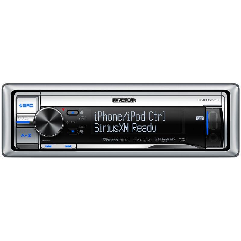 Kenwood KMR-555U Dual USB/CD/AM/FM Receiver image number 1