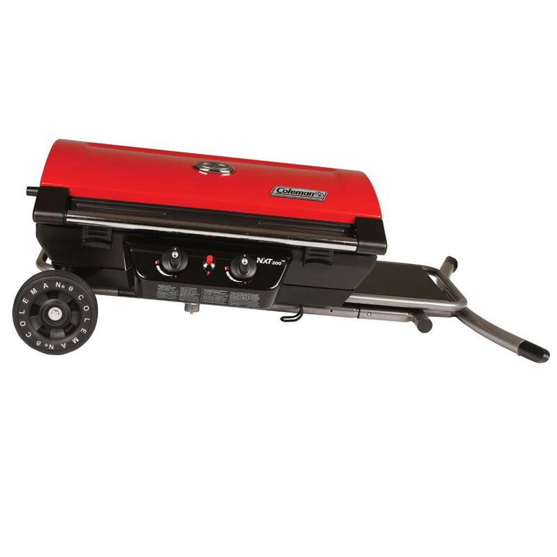 Coleman NXT 200 Portable Grill image number 10