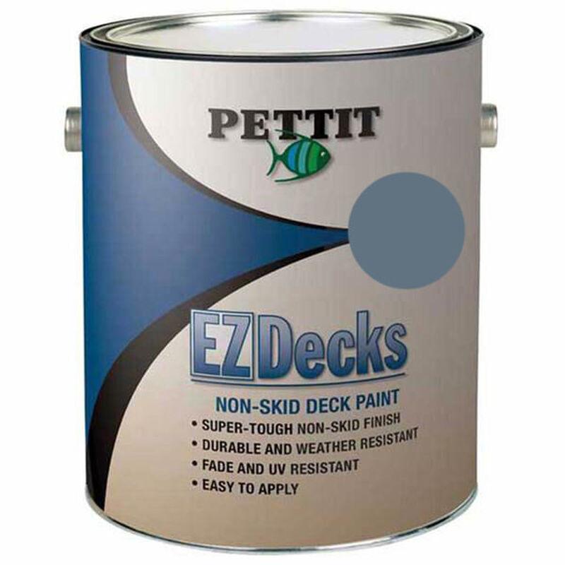Pettit EZ Decks Nonskid Deck Paint, Quart image number 3