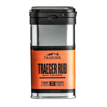 Garlic Chili Pepper Traeger Rub, 9 oz.