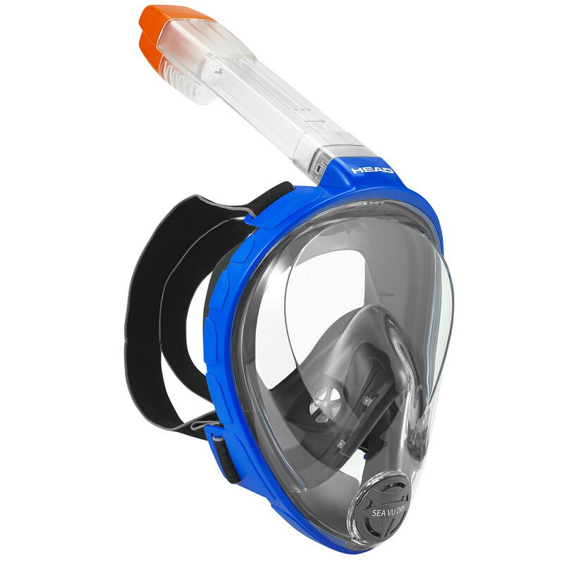 Head Sea Vu Dry Full-Face Snorkeling Mask image number 1