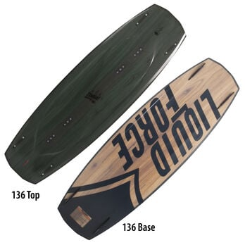 Liquid Force Timba Wakeboard, Blank