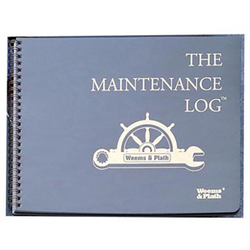 Weems & Plath Maintenance Log image number 1