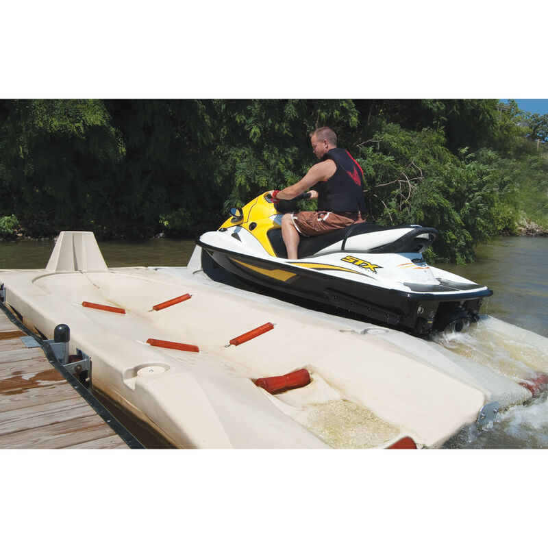 Connect-A-Port Personal Watercraft Docking Kit For Fixed Docks image number 2