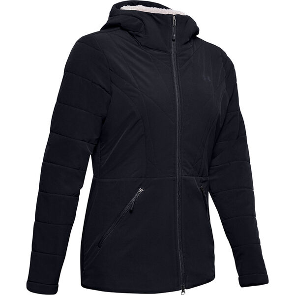 Under Armour Women's ColdGear Quilted Full-Zip Hoodie