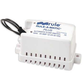 Rule-A-Matic Plus Float Switch 40A