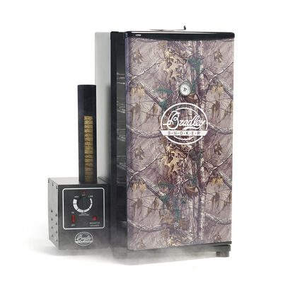 Bradley 4-Rack Realtree Electric Smoker