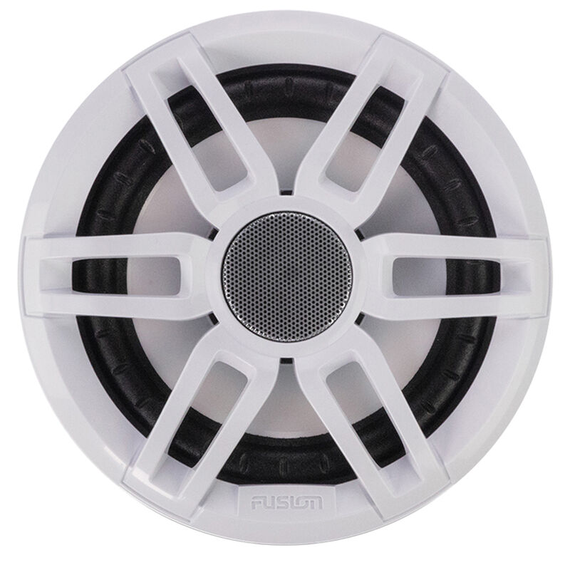 "FUSION XS-FL77SPGW XS Series 7.7"" 240 Watt Sports Marine Speakers - Grey & White Grill Options image number 2"