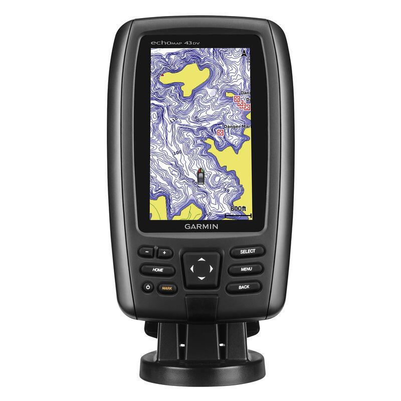 Garmin echoMAP 43DV Chartplotter/Fishfinder image number 2