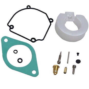 Sierra Carburetor Kit For Mercury Marine/Yamaha Engine, Sierra Part #18-7291