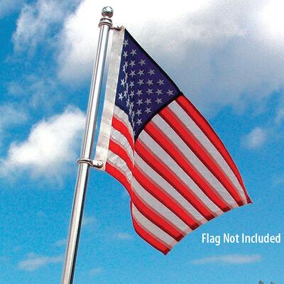 Stainless Steel Flag Pole Kit