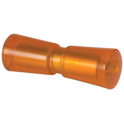 "Stoltz Polyurethane Deep-V Keel Roller, 10"" long"