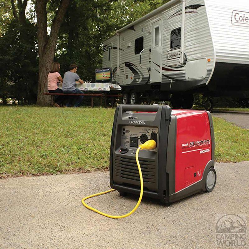 Honda EU3000i Handi Portable Generator - CARB Compliant image number 6