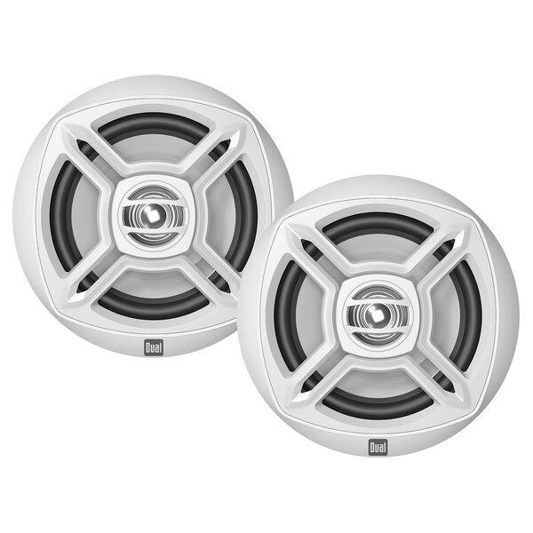 "Dual DMP672 6.5"" Dual Cone Speakers, Pair"