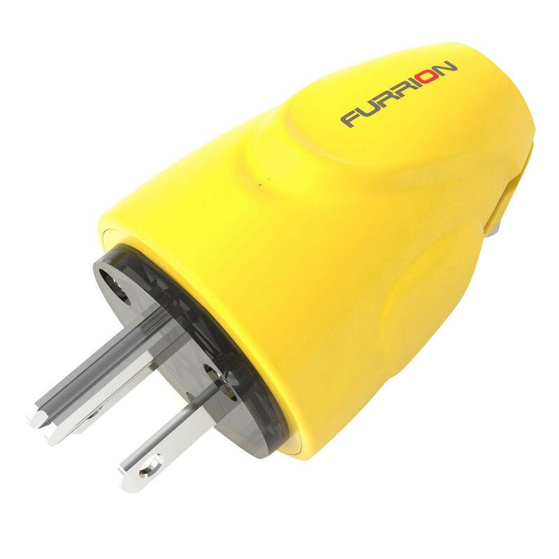 Furrion 20A Male Locking Plug image number 1