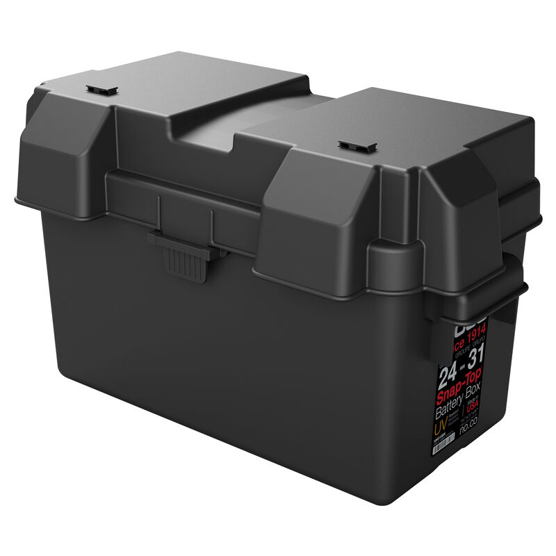 NOCO Group 24 - Group 31 Snap-Top Battery Box image number 1
