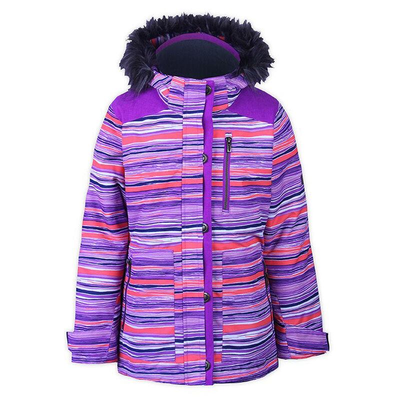 Boulder Gear Girl's Harper Insulated Jacket image number 3