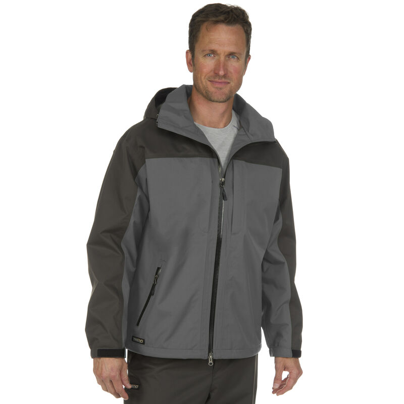 Ultimate Terrain Men's TecH2O Sheltered II Rain Jacket image number 3