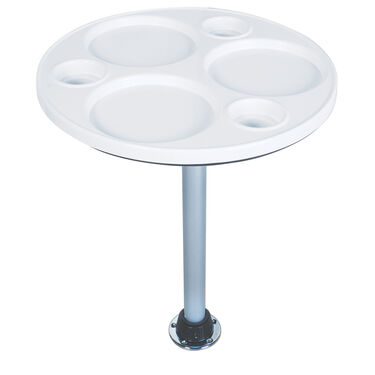 Toonmate Premium Table with Plate Recesses