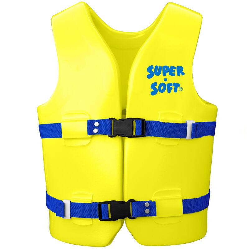 Youth Super Soft Vinyl Flotation Vest image number 1