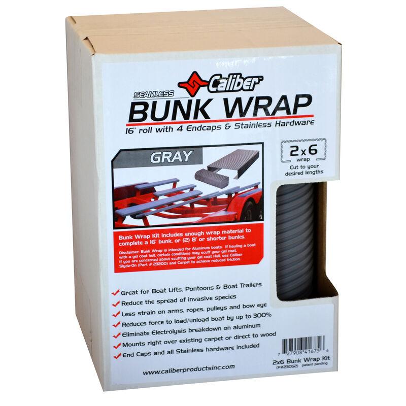 """Caliber 16' Bunk Wrap Kit For 2"""" x 6"""" Bunks, Light Gray image number 2"""