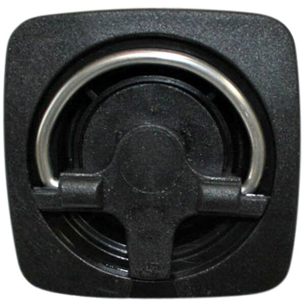 Non-Locking Recessed Latch
