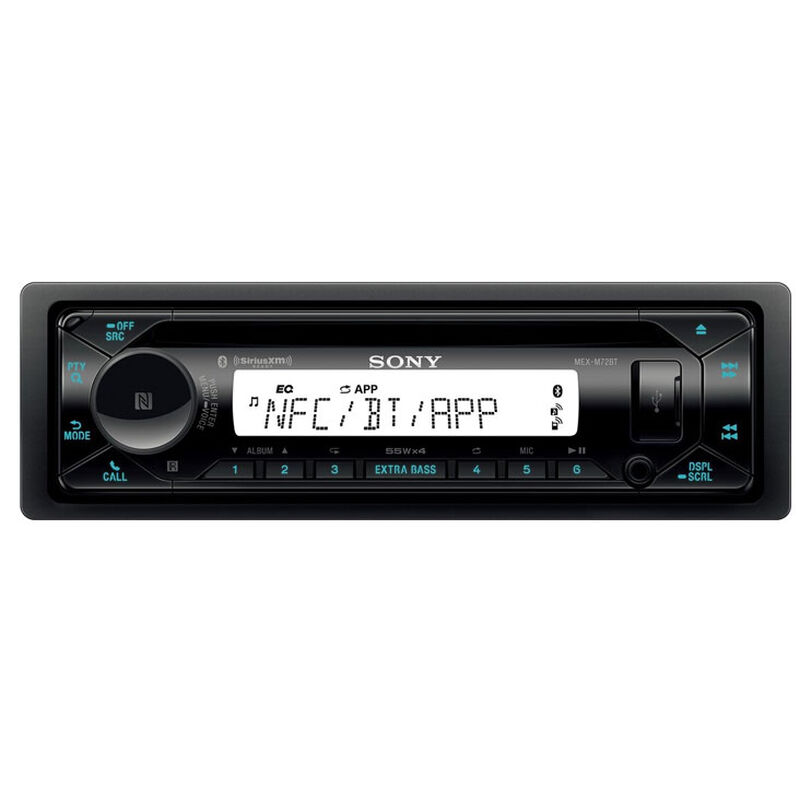 Sony Marine Bluetooth CD Receiver image number 1