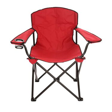 Red Folding Bag Chair
