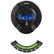 Ritchie SR-2 Venture Bulkhead Mount Sailboat Compass With Clinometer