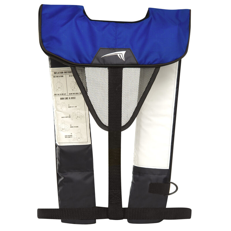 Forge Fishing 1H Slimline Automatic PFD image number 9