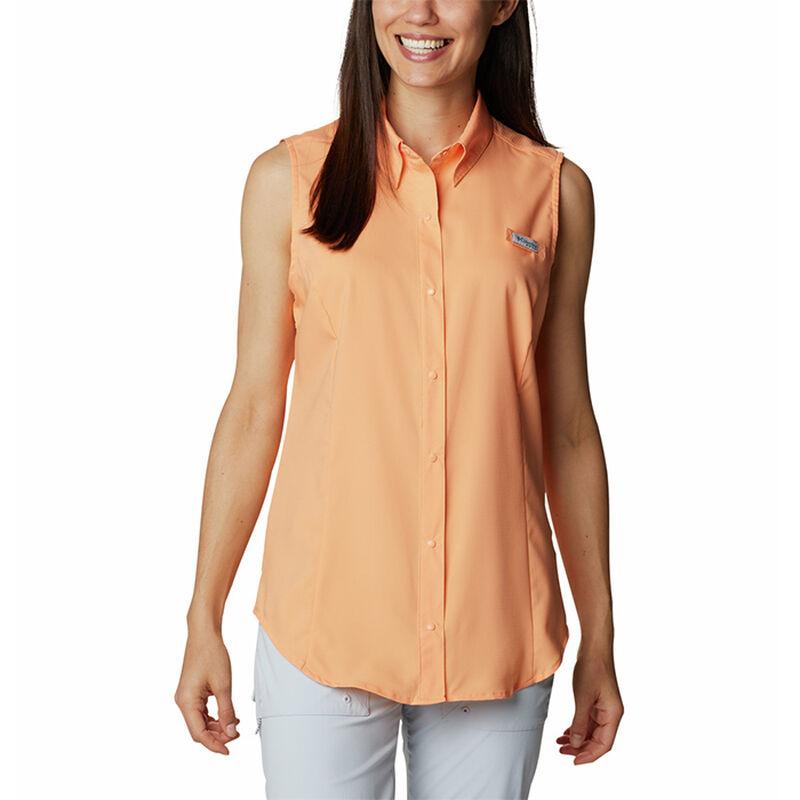 Columbia Women's PFG Tamiami Sleeveless Shirt image number 1