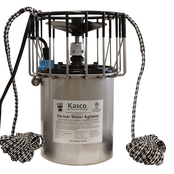 Kasco 1 HP Marine De-Icer