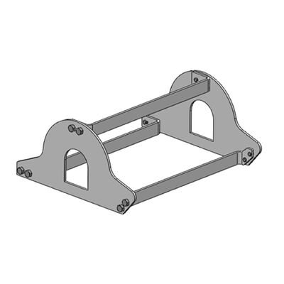 PullRite #4447 Rota-Flex King Pinbox Isolator Kit
