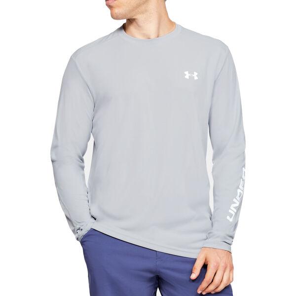 Under Armour Men's Iso-Chill Shore Break Long-Sleeve Shirt