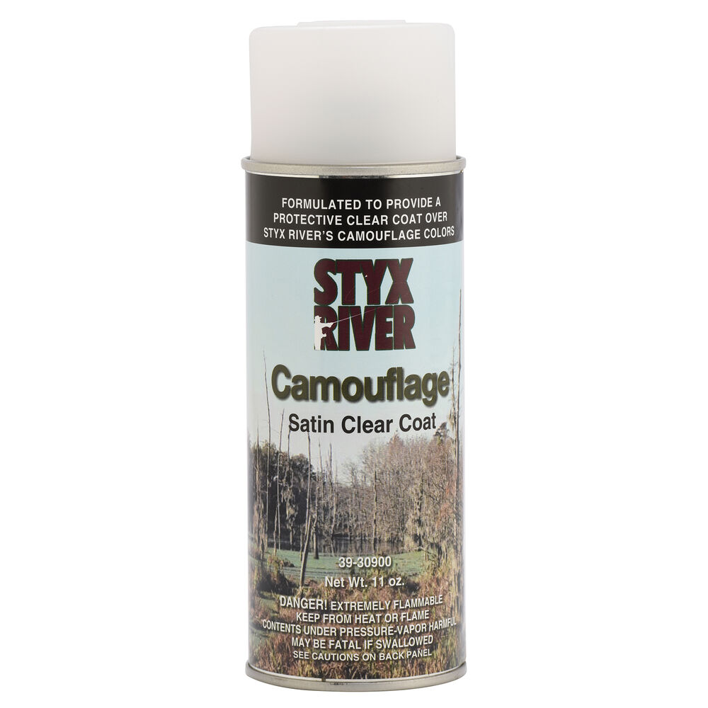 Styx River Camouflage Spray Paint, 11 oz