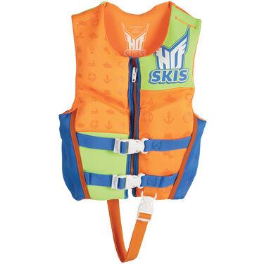 HO Child Pursuit Neoprene Life Jacket, orange