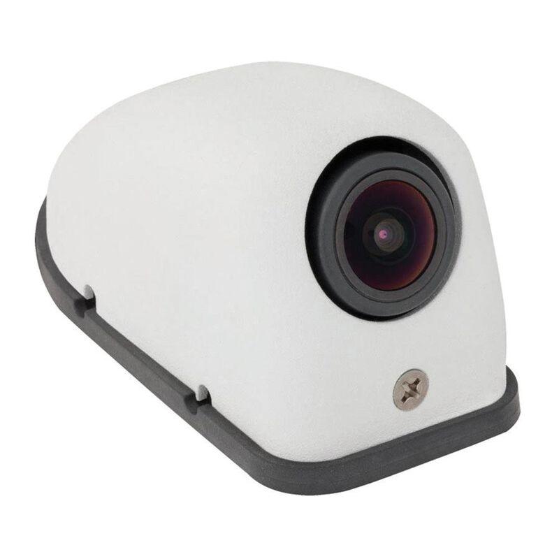 Voyager Color Side Body Observation Camera, White Left-Side Camera image number 1