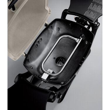 Weber Q 1200 Portable Propane Grill, Gray
